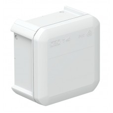 2007223 Коробка Т40 90х90х52 мм без кабельных вводов
