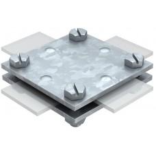 5314658 Крестовой соединитель для плоских проводников 30х3,5мм