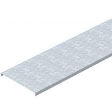 6052821 Крышка лотка 50х3000 мм (нержавеющая сталь VA)