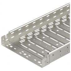 6047657 Лоток RKSM перфорированный 300х60х3050 мм (толщ. 0,75 мм, нержавеющая сталь V4A)