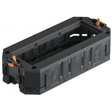 7408723 Монтажная коробка UT3, 3 поста 45х45, длина 165 мм