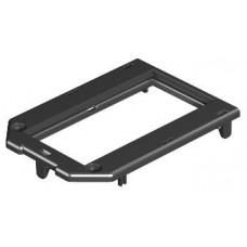 7407268 Рамка-адаптер для коробок GB, 2 поста 45x45, 104 мм