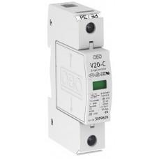 5094618 Разрядник для защиты от перенапряжений 1-полюсный V20-C