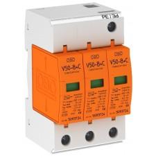5093627 Молниезащитный разрядник и устройство защиты от перенапряжений, 3-полюсный