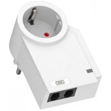 5092828 Высокочувствительное штекерное устройство защиты для телефонных систем, с разъемами RJ11