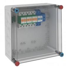 5096875 Корпус VG с разрядником MCD 50-B/3+1