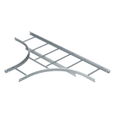 6205550 Т-образная секция 400x45 для лотков лестничного типа