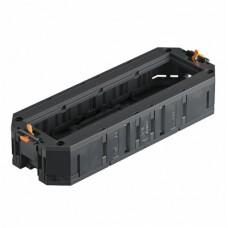 7408727 Монтажная коробка UT4, 4 поста 45х45, длина 208мм