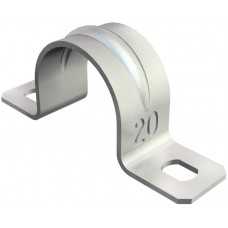 1018124 Двухлапковая скоба 12 мм