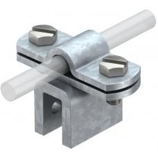 5317207 Фальцевая клемма для круглых проводников Rd 8-10, до 10 мм