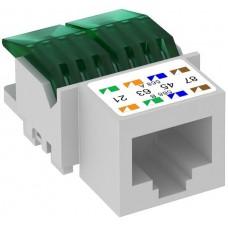 6117337 Информационный модуль RJ45, cat5e UTP, ASM-C5, R&M