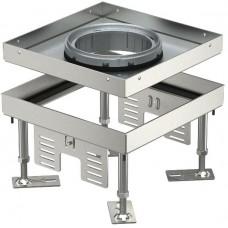 7409362 Регулируемая кассетная рамка RKFN2 4 для тубуса, из нержавеющей стали