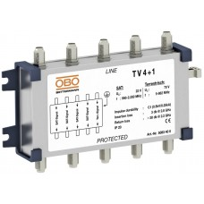 5083400 Коаксиальное устройство защиты для спутникового и кабельного многопозиционного переключателя