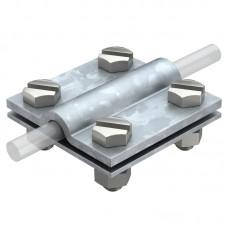 5312655 Крестовой соединитель для плоских и круглых проводников