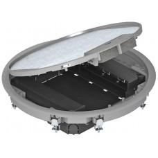 7405047 Круглый лючок GESR9 для установки в стяжке высотой 55 мм