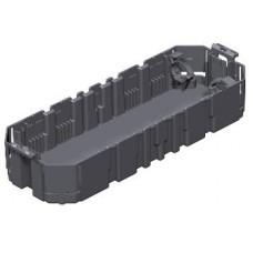 7407324 Монтажная коробка GB3, 4 поста 45x45, длина 208 мм