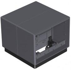 7408288 Напольный бокс Telitank T4B серый