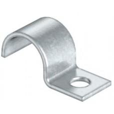 1009028 Однолапковая скоба, тип 1015, 5 мм (упаковка 100шт)