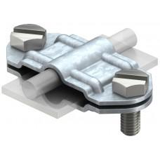 5336309 Разделительный зажим для круглых проводников Rd8-10 и плоских проводников FL30