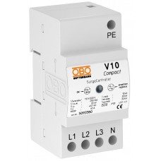 5093380 Разрядник для защиты от перенапряжений V10 Compact,255В