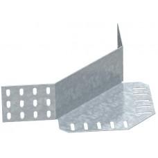 6067980 Угловой соединитель лотка Н=85 мм