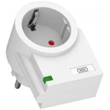 5092800 Высокочувствительное штекерное устройство защиты для розеток с защитным контактом