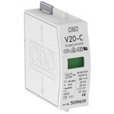5099609 Вставка разрядника для защиты от перенапряжений, 280 В V20-C